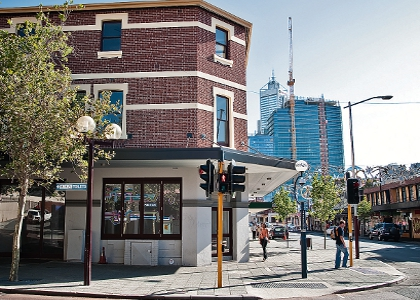 Flagship William Street site up for grabs again