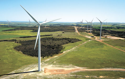 Hybrid role for renewables