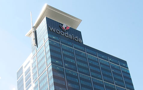 Woodside to take smaller stake in Israeli project