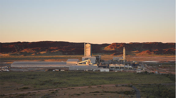 SCEE to finish Burrup project