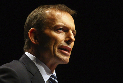 Abbott says 'civil war' to continue