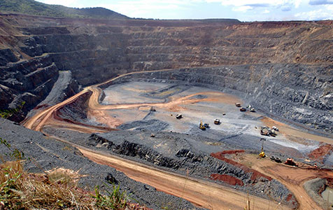 AngloGold restructure plans collapse