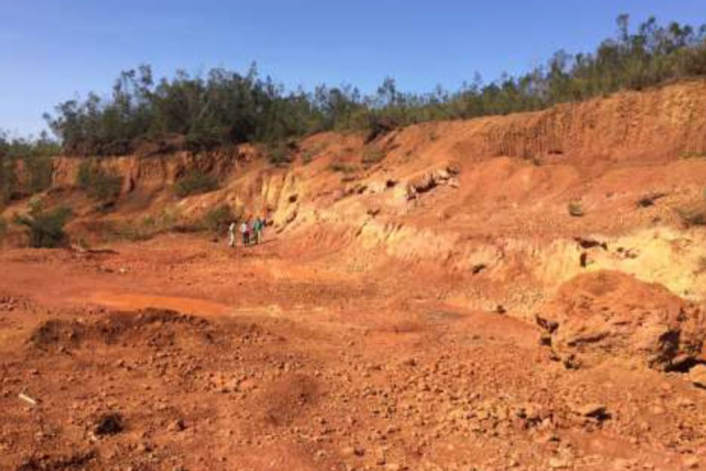 bauxite project Project will secure high-quality bauxite supply for ega, generate new revenue through exports.