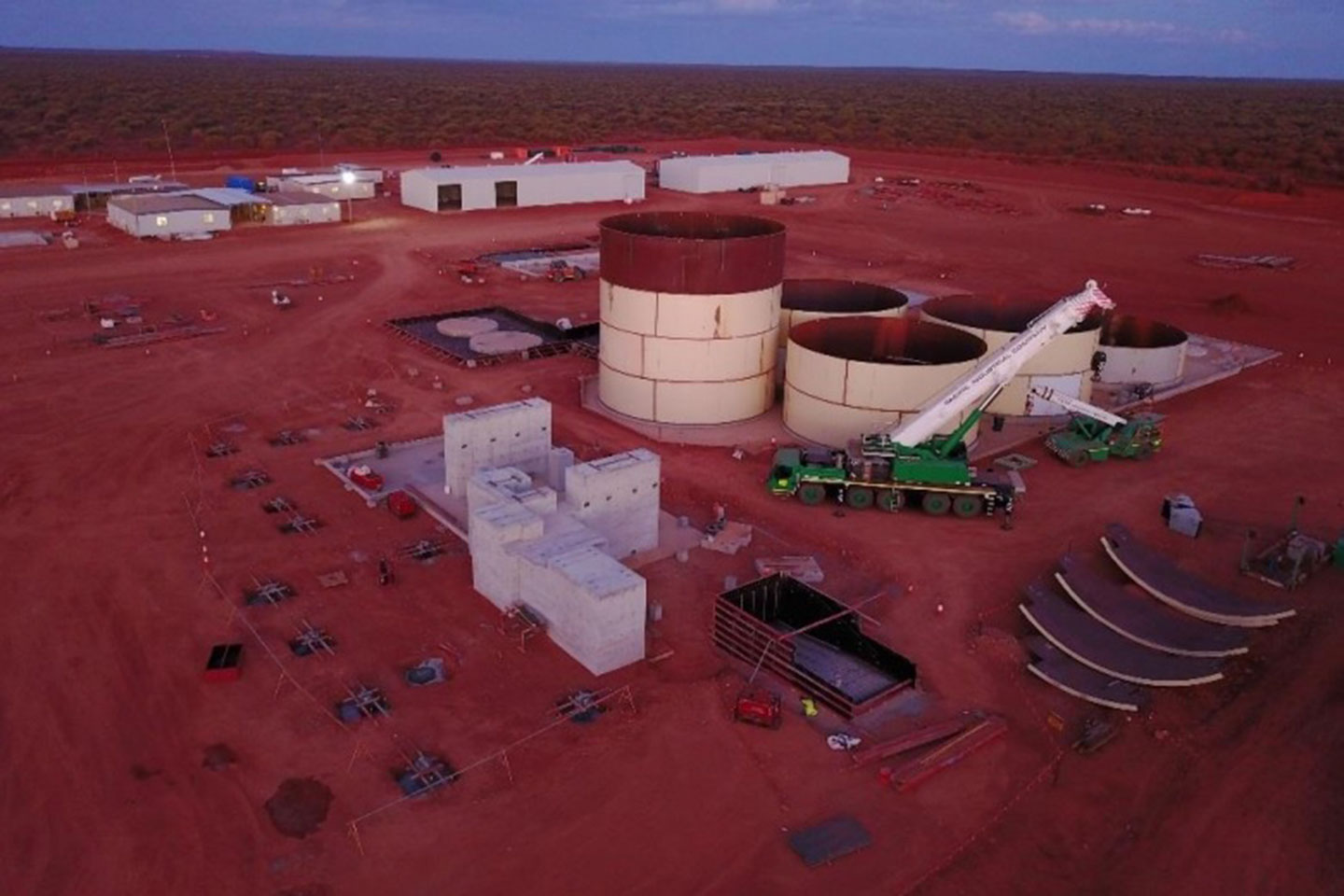 gascoyne gold All images: gascoyne resources by elizabeth fabri with construction now underway at its flagship dalgaranga project, gascoyne resources' time in the sun has arrived as it transitions to gold producer there is light (and gold) at the end of the tunnel for gascoyne resources with first gold slated at.