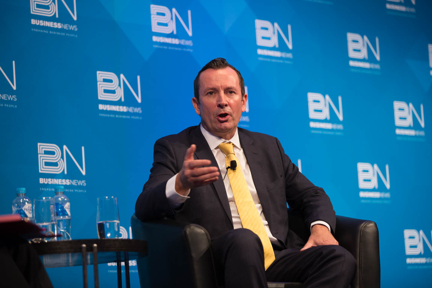 GTE governance in sights for McGowan