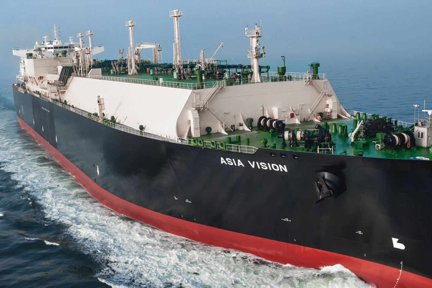 Doubt over Australian supremacy in LNG