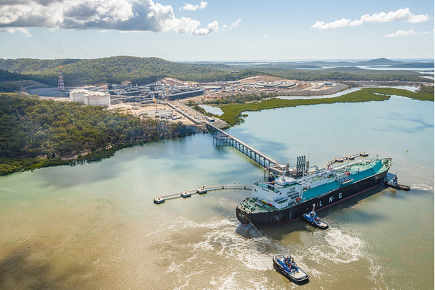 Santos receives binding bid Harbour Energy