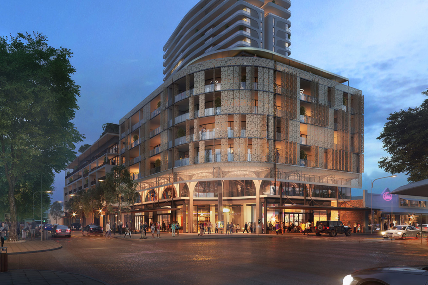 Subi markets redevelopment approved at DAP
