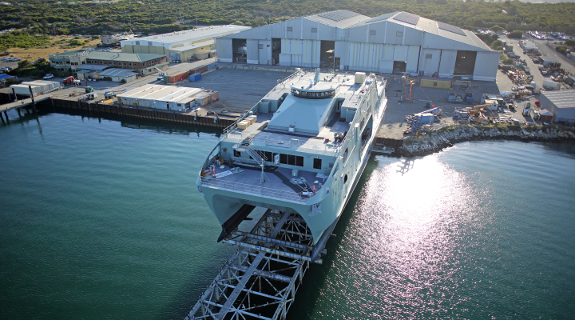 Austal wins work in navy shipbuild