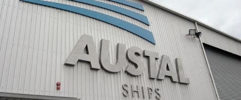 Austal sells ship for $61.5m