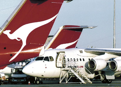 Qantas, Virgin swoop on mine travellers