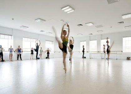 WA Ballet settles into new home
