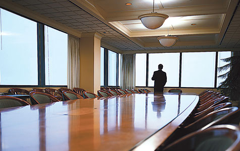 Options upside for chief executives
