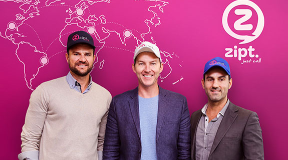Brett Lee joins ZipTel