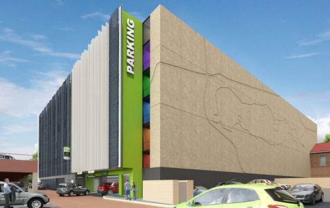 Georgiou selected to build $16m Joondalup car park
