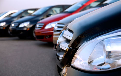 Car sales drop in the local market