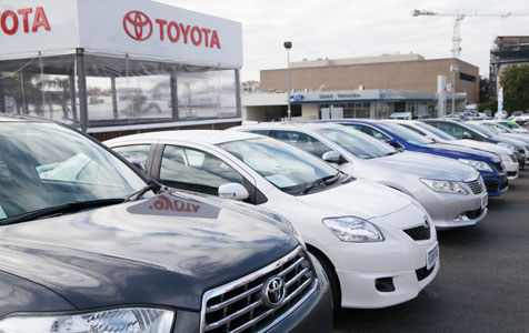 Consumers still keen on new cars