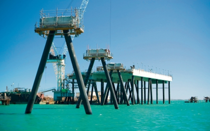 BAM Clough wins another jetty deal