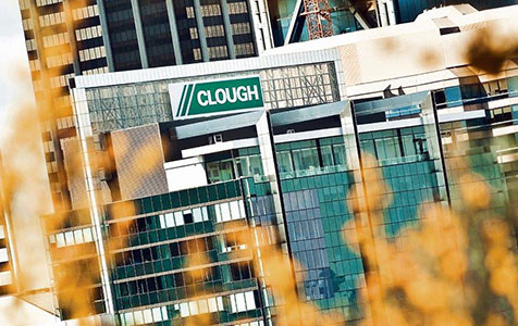 Clough welcomes $430m M&R takeover
