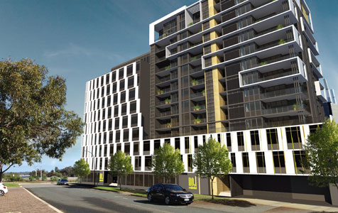 Devwest gets go-ahead for $85m project