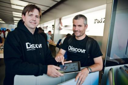 Discovr reaches 1.5 million downloads, releases new app
