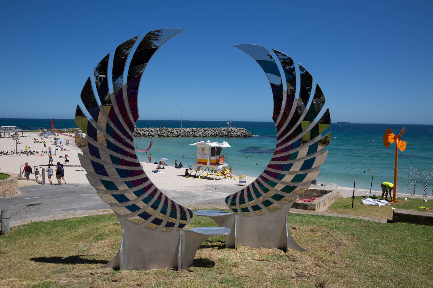 Sculpture By The Sea 2018