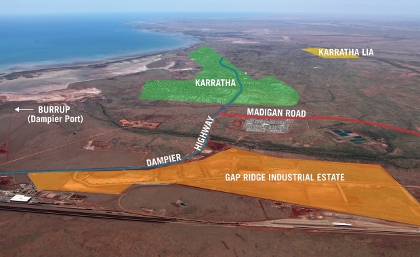 LandCorp releases more Pilbara land for industry