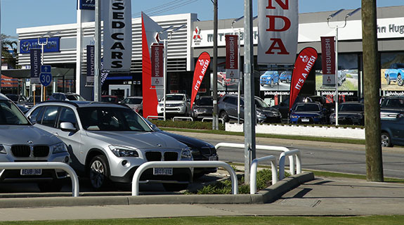Car sales again slow