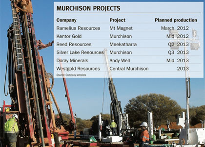 Murchison miners to ramp up gold output