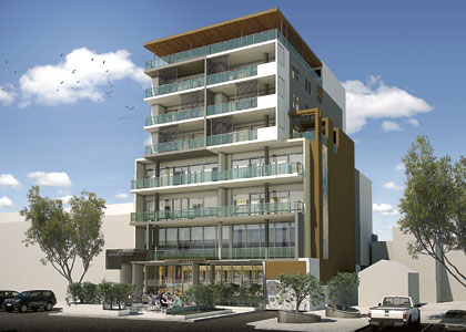High-rise marks new phase for Geraldton
