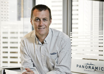 Panoramic eyes big picture as opportunities emerge
