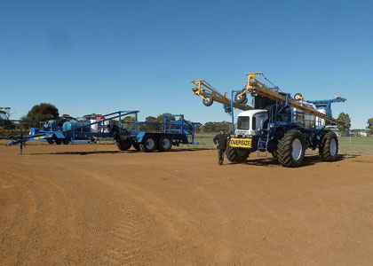 Boom manufacturer moves with the times