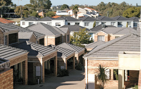 Perth house sales down but capital growth up