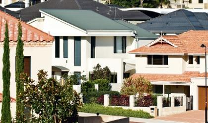 Perth leads house price recovery