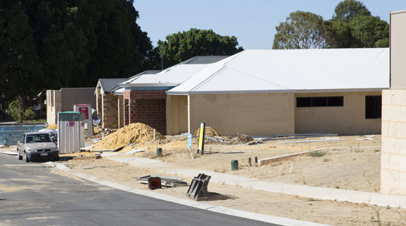 HIA more bullish on housing starts