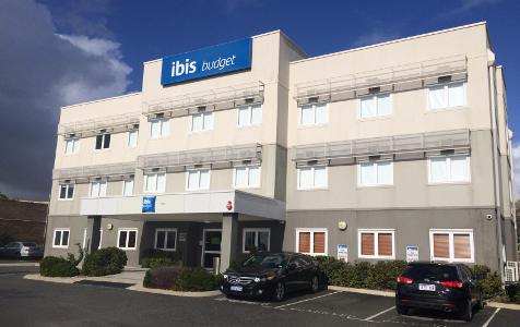 Ibis Budget Hotel up for sale