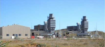 ATCO fires up Karratha power station