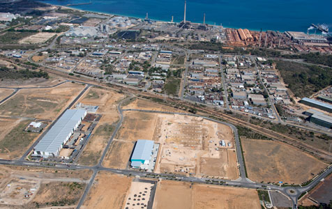 More Latitude for industrial land
