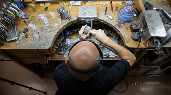 Bespoke is best for Perth jewellers