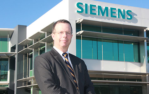 Airport service centre plan for Siemens