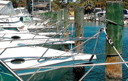 Plans advance for new boating facilities