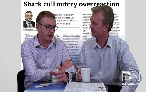 VIDEO: Shark cull outcry overreaction