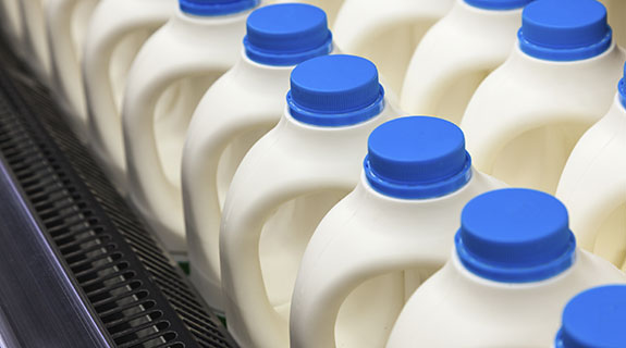Demand for milk goes off the boil