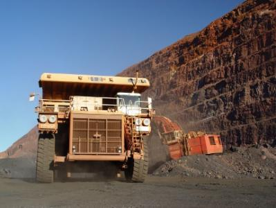 Rio stays upbeat on iron ore