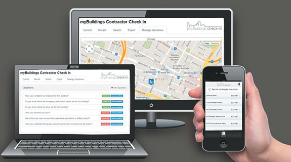 App/tech business of the week – myBuildings Check In