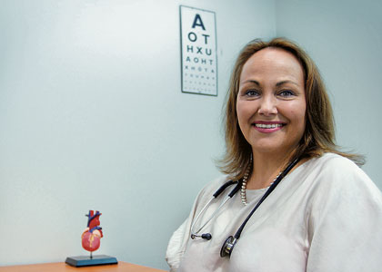 GP works with Ngarda for indigenous health