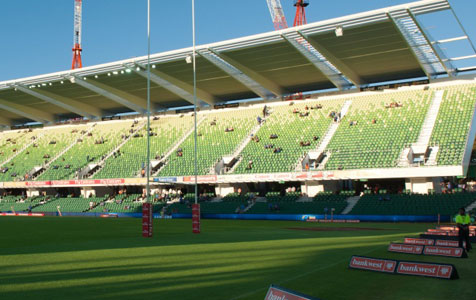 Perth to host international rugby