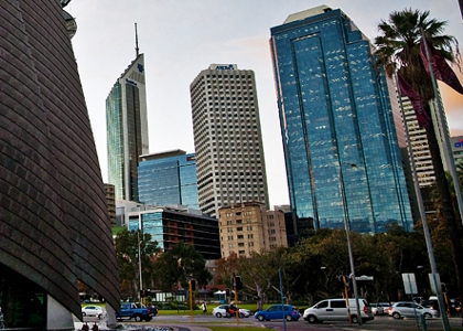 Perth becomes world's 7th most expensive office market