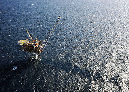 Recruiters target oil and gas jobs