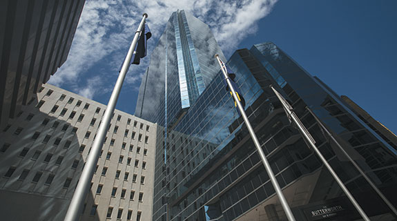 Accountants find home in Exchange Tower